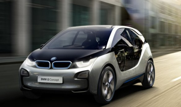 Bmw I3 Electric And Hybrid Details Coming Out