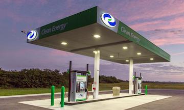 clean energy opens newest public natural gas station in orlando fleet management weeklyfleet. Black Bedroom Furniture Sets. Home Design Ideas