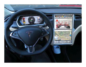 Watch a Tesla Drive Itself through Crowded Urban Streets ...