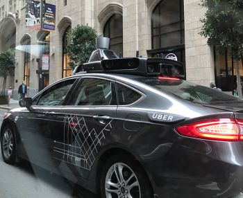 Study Shows Humans to Blame for Most Self-Driving Car