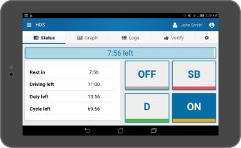 Geotab and J J  Keller Help Fleets Comply with the ELD